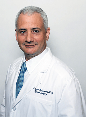 M. Darryl Antonacci MD, FACS Chief Spine Surgeon & Director Specialist in Pediatric & Adult Spine