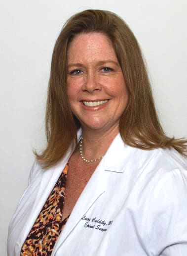 Laury A. Cuddihy, MD - ASC SPINE SURGEON